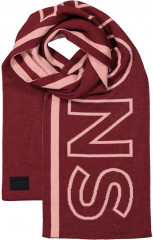 Mons Royale Team Scarf - wild ginger / dusty pink