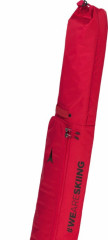 Atomic RS Double Ski Wheelie - červená