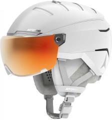 Atomic SAVOR GT AMID Visor HD - biela