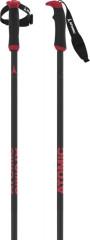 Atomic AMT Carbon SQS - čierna / červená
