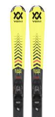 Völkl Racetiger JR Yellow 100-120cm + VMotion 4.5 JR
