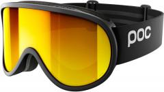POC Retina Big Clarity - čierna