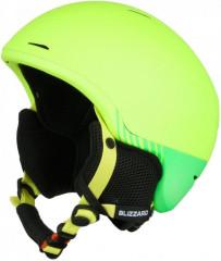 Blizzard Speed Ski Helmet Junior - žltá