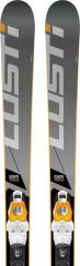 Lusti CWR 84 + VIST VZP 311 + doska SPEEDCOM - testovacie lyže!