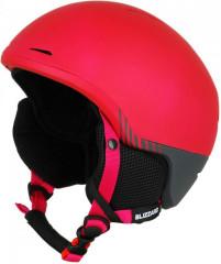 Blizzard Viva Speed Ski Helmet - červená