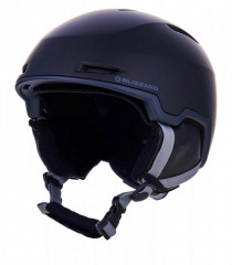 Blizzard Viper Ski Helmet - čierna / sivá