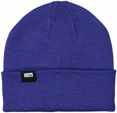 Mons Royale McCloud Beanie - ultra blue
