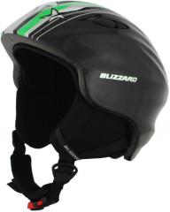 Blizzard Magnum Ski Helmet Junior - čierna