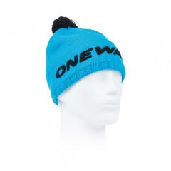 One Way Cool - modrá / čierna