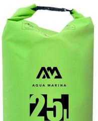 Aqua Marina lodný vak Super Easy 25L - zelená