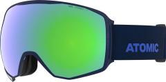 Atomic Count 360 ° Stereo - modrá / zelená