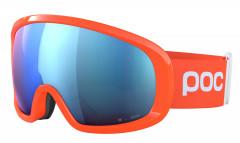 POC Fovea Mid Clarity Comp - oranžová