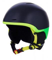 Blizzard Speed Ski Helmet Junior - čierna / žltá