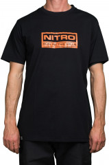 Nitro Run To The Hills Tee - black