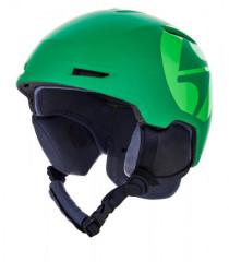Blizzard Viper Ski Helmet Junior - zelená