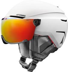 Atomic SAVOR AMID Visor HD - biela