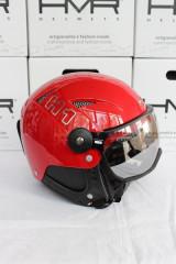 Hammer H1 Soft Rosso / Red + štít VTS1B