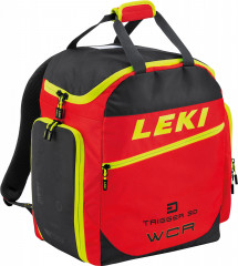 Leki Skiboot Bag WCR 60L - červená