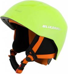 Blizzard Signal Ski Helmet Junior - žltá