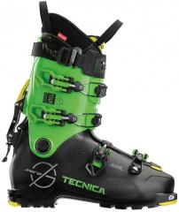 Tecnica Zero G Tour Scout - čierna / zelená