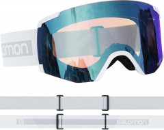 Salomon S / View Photochromic - biela