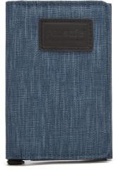 PacSafe RFIDSafe Trifold Wallet - dark denim