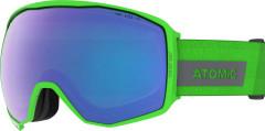 Atomic Count 360 ° HD - zelená / modrá