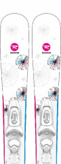 Rossignol Fun Girl Kid-X 100-130 + Kid-X 4