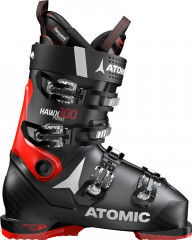 Atomic Hawx Prime 100 - čierna / červená