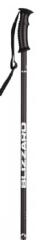 Blizzard Sport Ski Poles - čierna / strieborná