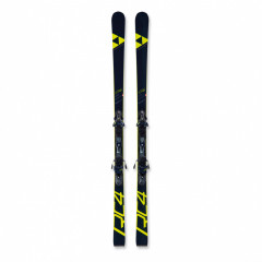 Fischer RC4 Worldcup GS Jr. Curve Booster + RC4 Z11 FF