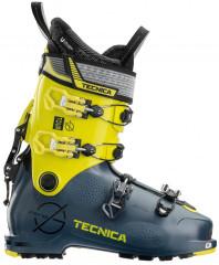 Tecnica Zero G Tour, dark avio / yellow