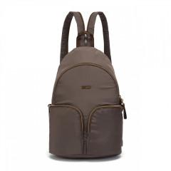 PacSafe Stylesafe Sling Backpack - mocha