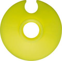 Leki Racing Basket - žltá