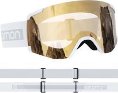 Salomon S / View Access - biela / zlatá