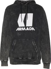 Armada Icon Hoodie - Black enzyme