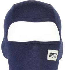 Mons Royale B3 Balaclava - modrá