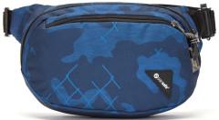 PacSafe VIBE 100 HIP PACK - blue camo