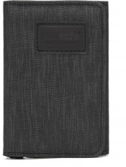 PacSafe RFIDSafe Trifold Wallet - carbon