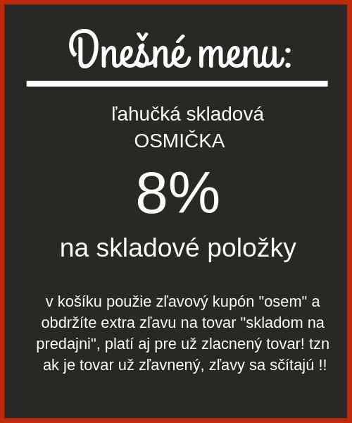denné menu 8% - 7.3 - 15.3.2020